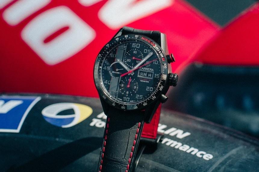 a78ea5404564 TAG Heuer Carrera Nismo Calibre 16 Special Edition Watch Le Mans ...