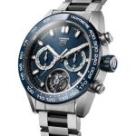 Perfect TAG Heuer Released New Carrera Heuer 02T Tourbillon Chronograph Replica Watches